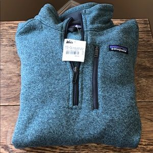 Men's Patagonia Pullover New with Tags